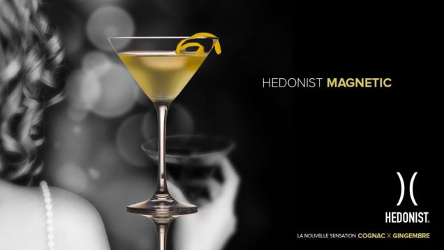 "Recette Cocktail ""Hedonist Magnectic"" // DR"