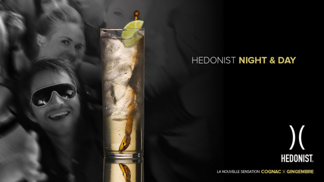 "Recette Cocktail ""Hedonist Night & Day"" // DR"