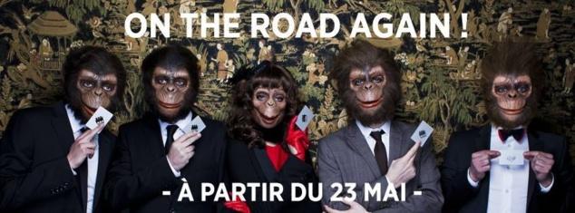 © Page Facebook Monkey Crashers