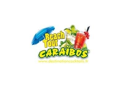 Tournée Caraïbos Beach Tour 2013
