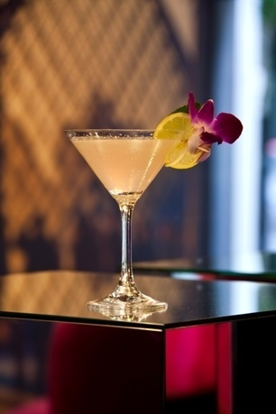 """Recette cocktail """"Fleur des Champs"""" by Pierre Vacassy // © Villa Maillot"""