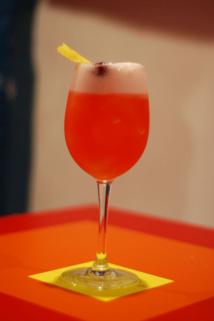 © Mikael Peilloux au bar L'Equinoxe à Rennes