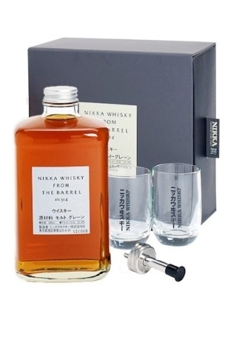 Coffret whisky Nikka from the Barrel // DR