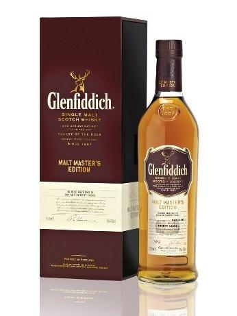 Glenfiddich Malt Master's Edition Etui // DR
