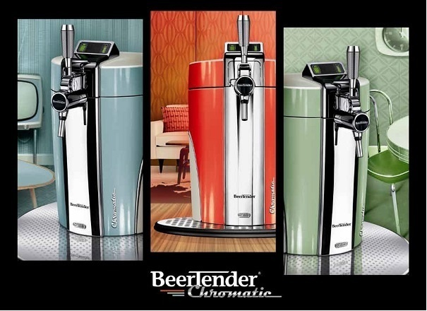 BeerTender® Chromatic Edition // DR