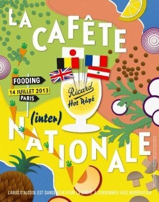 Cafête Nationale 2013 // DR