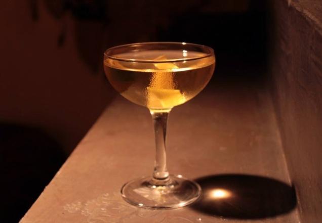 Cocktail Carré Blanc // © Marija Kmetov & Johan Barbarà