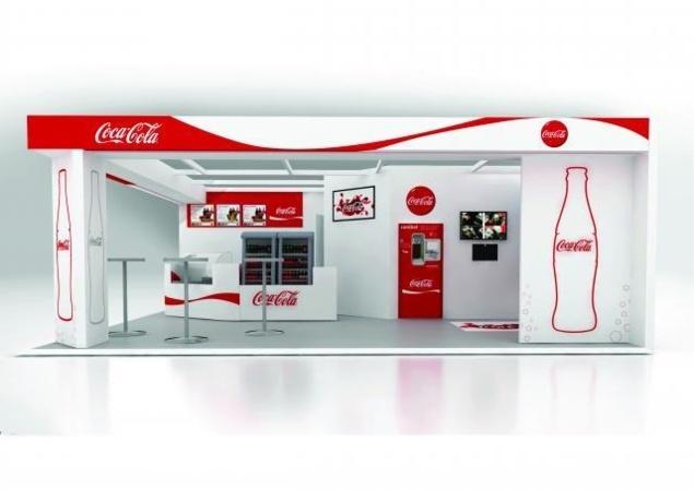 Coca-Cola Store Montparnasse // DR