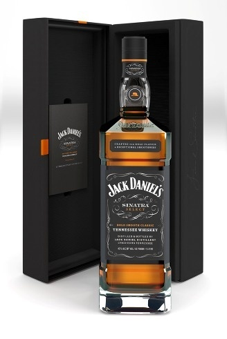 Sinatra Select Edition by Jack Daniel's // DR