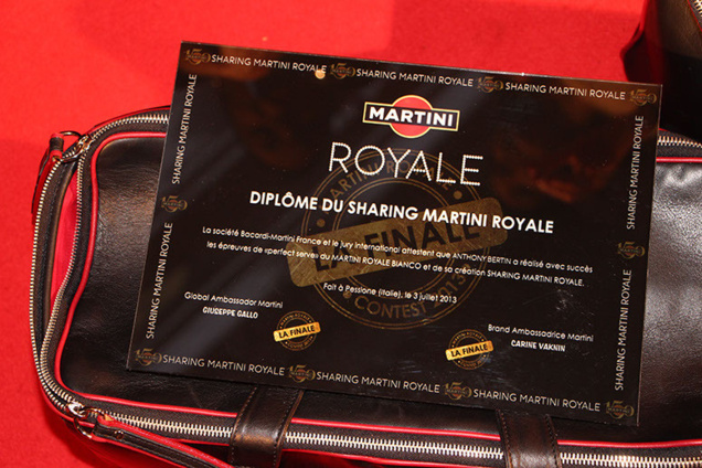 Martini Royale Contest 2013 // © Infosbar