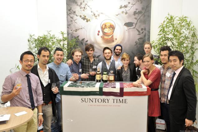 Suntory Time Challenge // DR