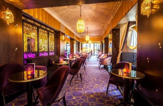 © Purple Bar - Hôtel du Collectionneur Facebook
