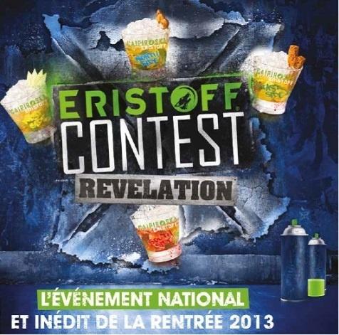 Eristoff Contest Revelation // DR