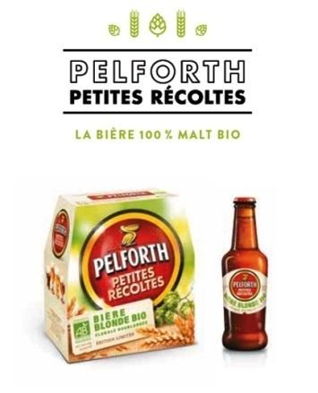 Pelforth Petites Récoltes // DR