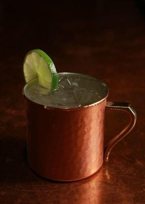 "Recette Cocktail ""Moscow Mule"" // ©Jim Meehan"
