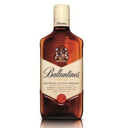 Nouveau design pour Ballantine's Finest // DR