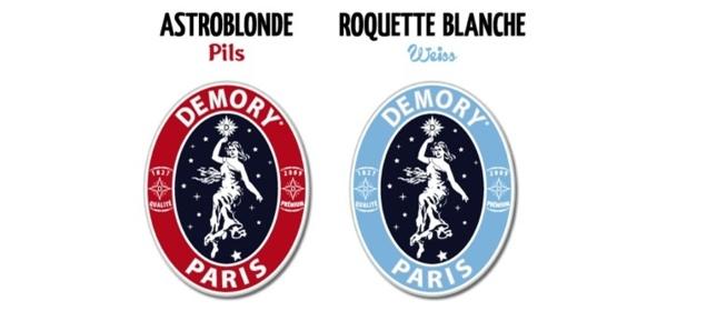 Bières Demory // DR