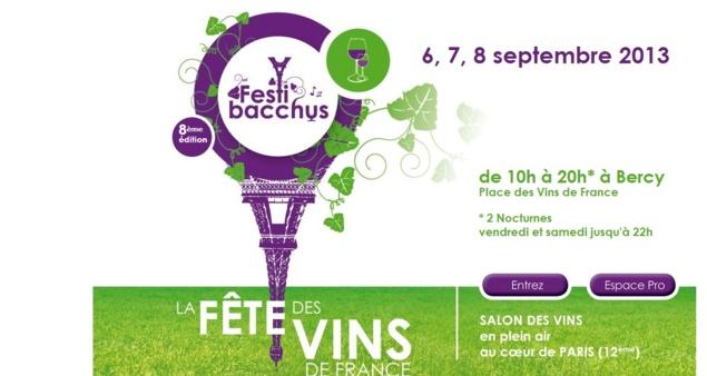 Festi'Bacchus 2013 // DR