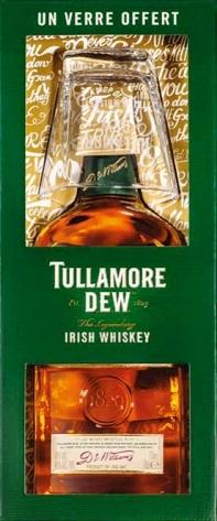 Coffret dégustation Tullamore Dew Original // DR