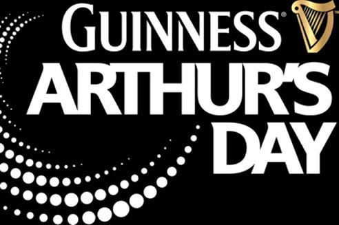 Arthur Guinness Day 2013 // DR