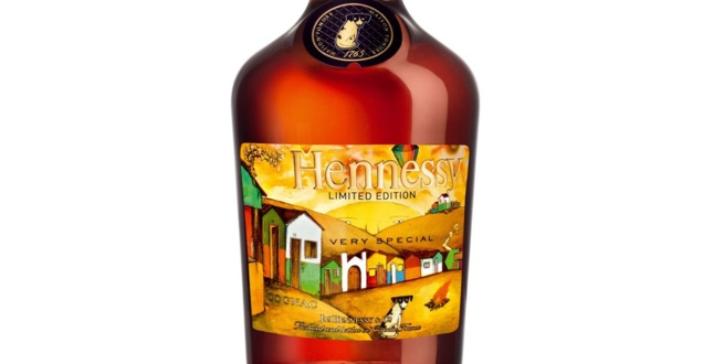 Hennessy VS Os Gemeos // DR
