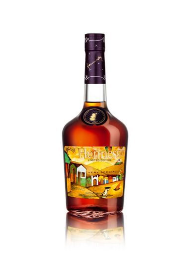Edition Limitée Hennessy Very Special par Os Gemeos // DR