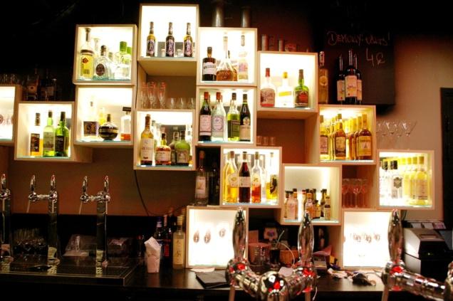 Le Bar // © Caroline Jolivet