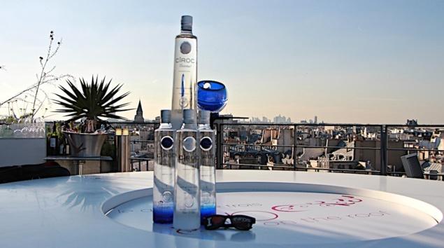 Cîroc, partenaire de la closing party du Quarante Trois Cocktail Bar - Paris