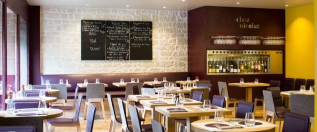 Restaurant Nicolas Madeleine // © Page Facebook Nicolas