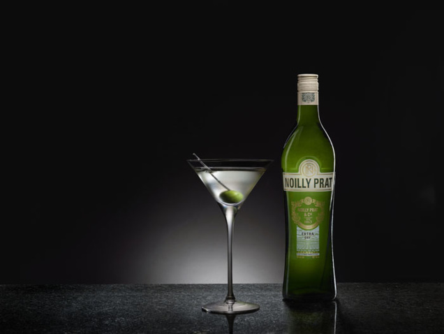 Cocktail Dry Martini by Noilly Prat Classic // DR