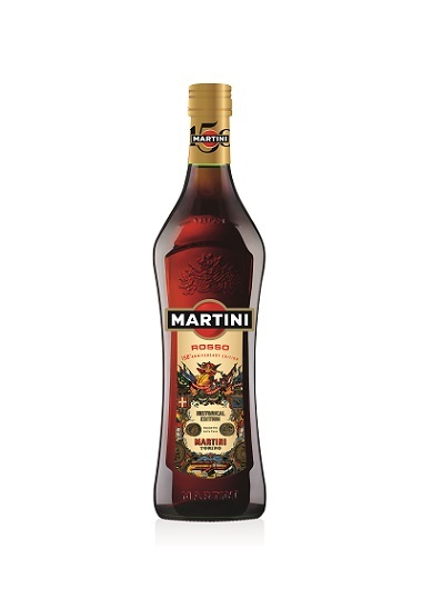 Martini® Rosso 150 ans // DR