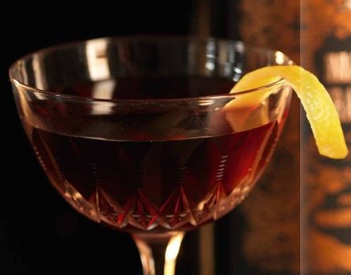 """Cocktail Martini® Gran Lusso """"Martinez"""" // © Martini"""