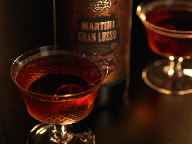 Cocktails Martini® Gran Lusso // DR