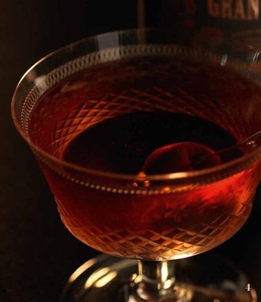 """Cocktail Martini® Gran Lusso """"El Presidente"""" // © Martini"""