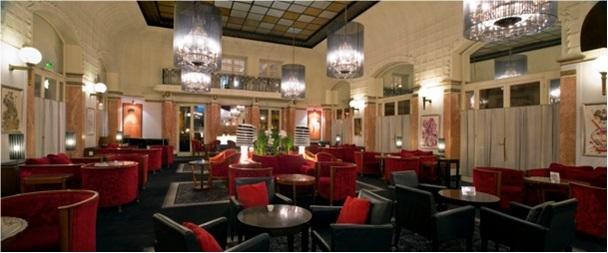 Bar Lounge du Lutetia // DR