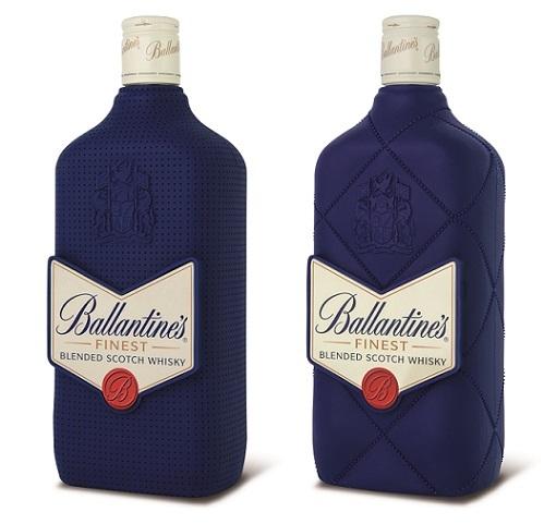 Ballantine's Finest édition limitée Noël 2013 // DR