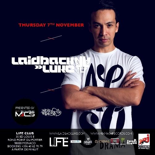 Laidback Luke au DJ Festival 2013 // DR