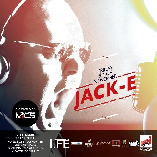 Jack-E au DJ Festival 2013 // DR