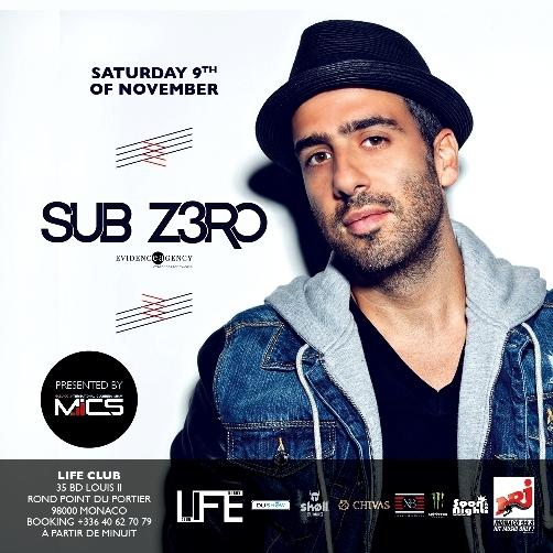Sub Z3ro au DJ Festival 2013 // DR
