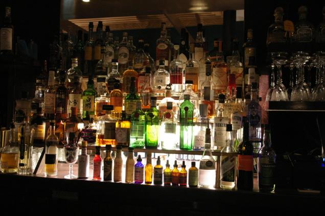 Bar du Shake n'Smash // © Caroline Jolivet