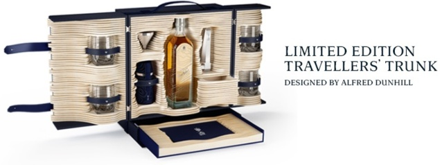 Malle Johnnie Walker by Alfred Dunhill // DR