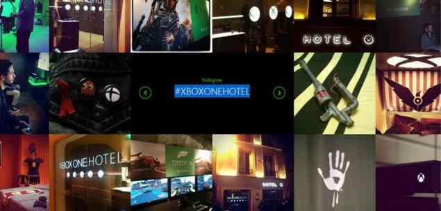 Xbox One Hotel // DR