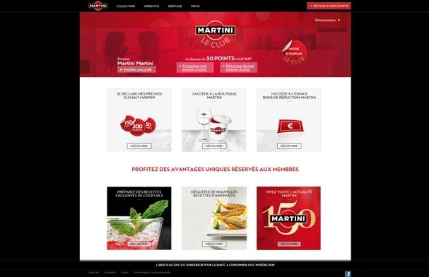 Martini Accueil Club // DR
