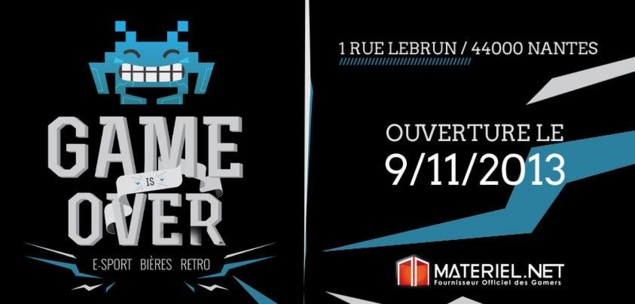 Ouverture d un barcraft nantes le game over for Garage a domicile nantes