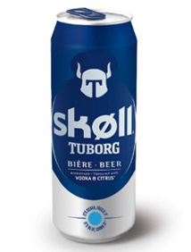 Canette Skoll by Tuboarg 50 cl // DR