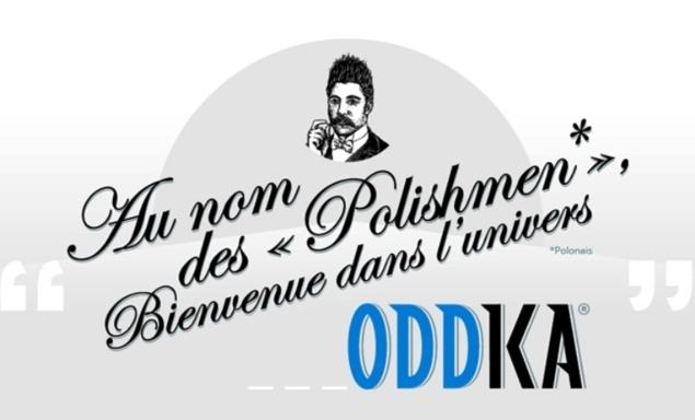 ODDKA by Polish Men // DR