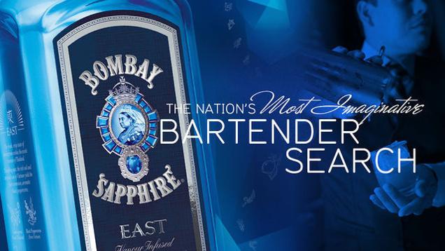 Bartender le plus imaginatif au monde en 2013 by Bombay Sapphire