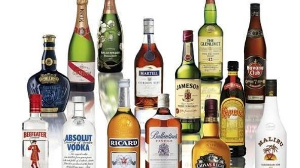Vodka : spiritueux le plus consommé au monde