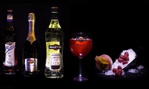 """Cocktail """"Volere E Potere"""" // © Martini"""