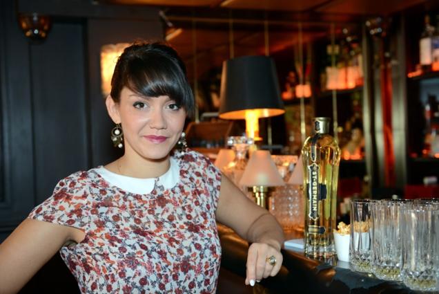 Camille Vidal, Ambassadrice Europe de la liqueur St Germain
